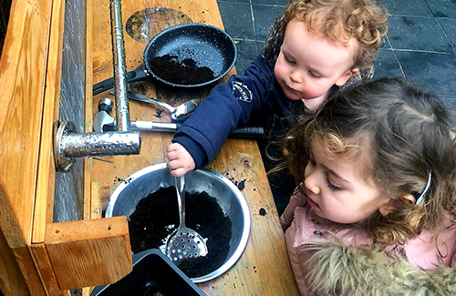 Toddlers Nursery In Muswell Hill, North London